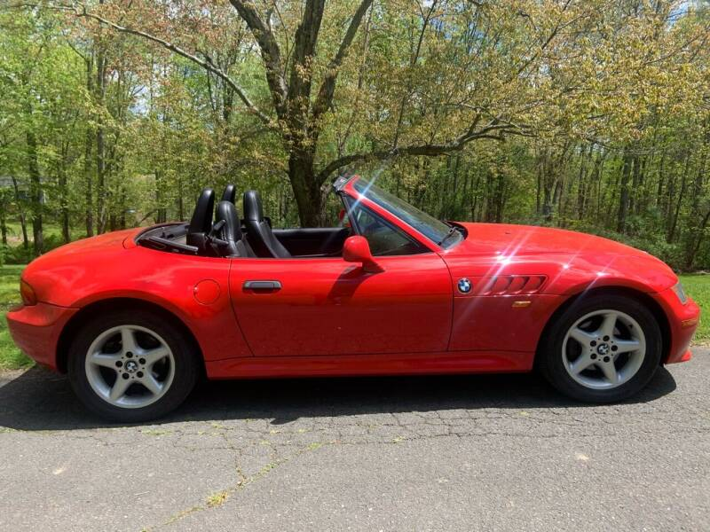 1999 BMW Z3 for sale at ROBERT MOTORCARS in Woodbury CT