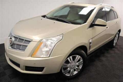 2011 Cadillac SRX for sale at CarNova in Stafford VA