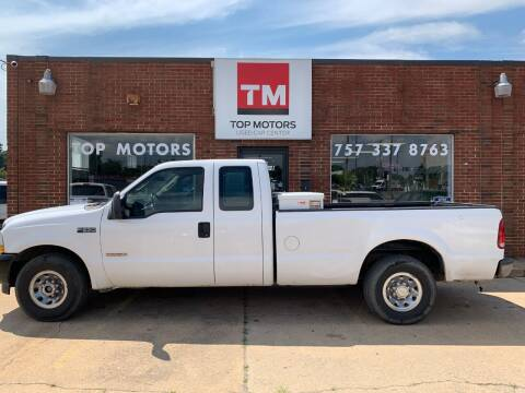 2004 Ford F-250 Super Duty for sale at Top Motors LLC in Portsmouth VA