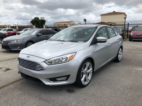 2016 Ford Focus for sale at Gtr Motors in Fort Lauderdale FL