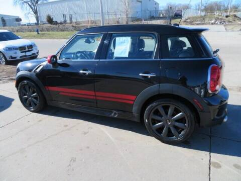2011 MINI Cooper Countryman for sale at Jefferson St Motors in Waterloo IA