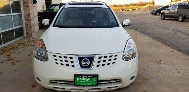 2009 Nissan Rogue AWD SL Crossover 4dr - Hampshire IL