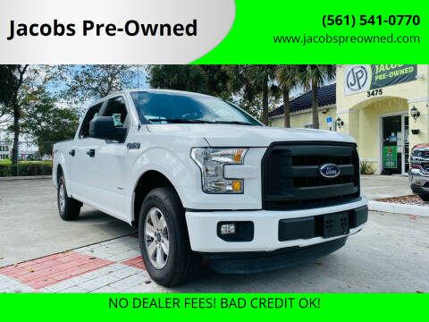2016 Ford F-150 for sale at Jacobs Pre-Owned in Lake Worth FL