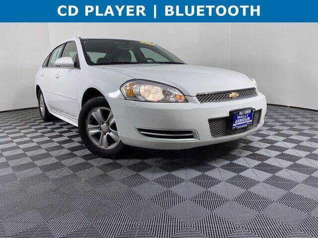 2015 Chevrolet Impala Limited for sale at GotJobNeedCar.com in Alliance OH