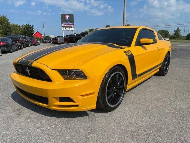 2013 Ford Mustang for sale at Southern Auto Exchange in Smyrna TN