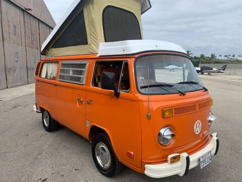 1974 Volkswagen Bus for sale at CARS WITH CLASS in Santa Monica CA