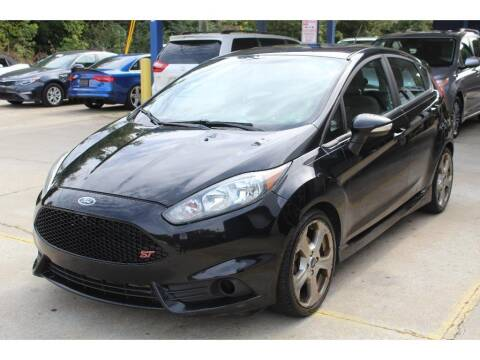 2016 Ford Fiesta for sale at Inline Auto Sales in Fuquay Varina NC