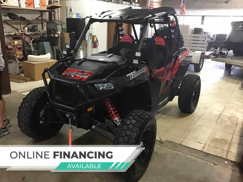 2018 Polaris RZR-1000 XP for sale at K & L Auto Sales in Saint Paul MN