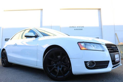 2011 Audi A5 for sale at Chantilly Auto Sales in Chantilly VA