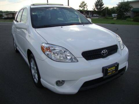 2005 Toyota Matrix for sale at Shell Motors in Chantilly VA
