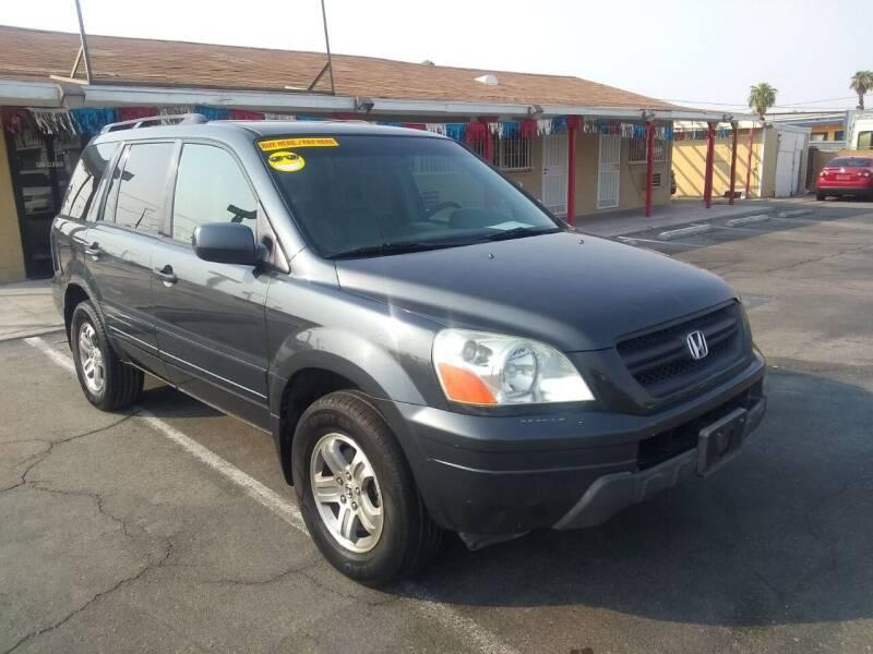 2003 Honda Pilot for sale at Car Spot in Las Vegas NV
