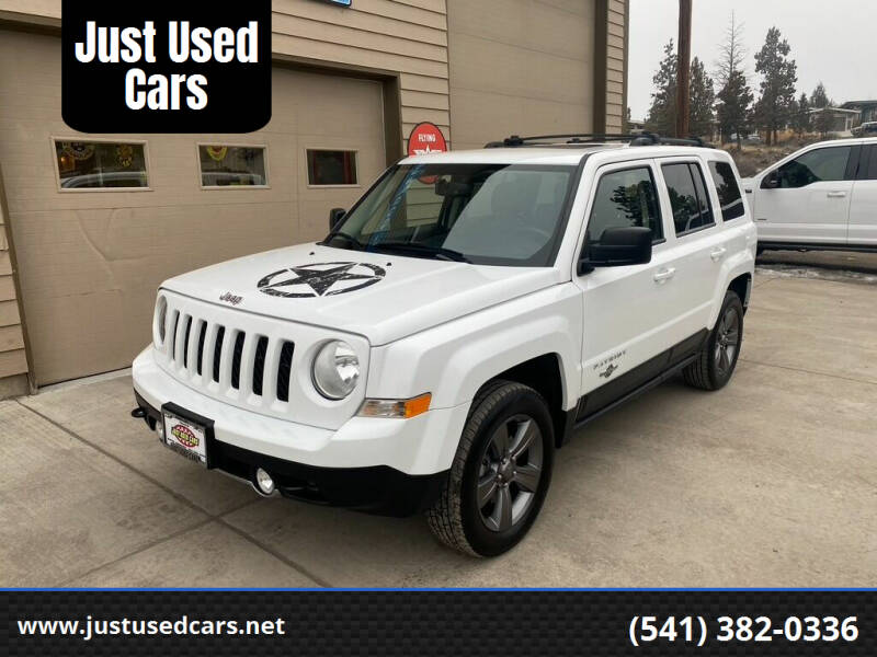 2013 Jeep Patriot for sale at Just Used Cars in Bend OR