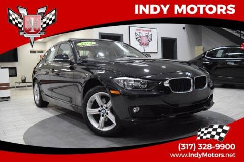 2014 BMW 3 Series for sale at Indy Motors Inc in Indianapolis IN