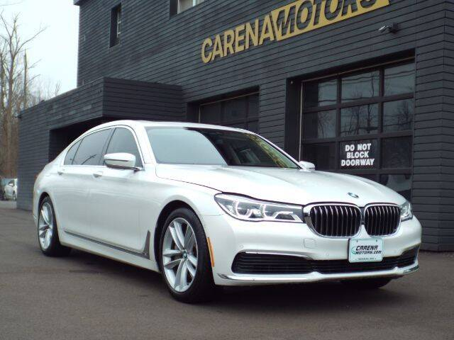 2017 BMW 7 Series for sale at Carena Motors in Twinsburg OH