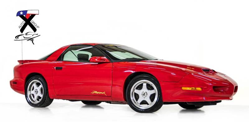 1994 Pontiac Firebird for sale in Houston, TX