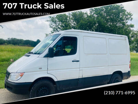 2005 Dodge Sprinter Cargo for sale at 707 Truck Sales in San Antonio TX