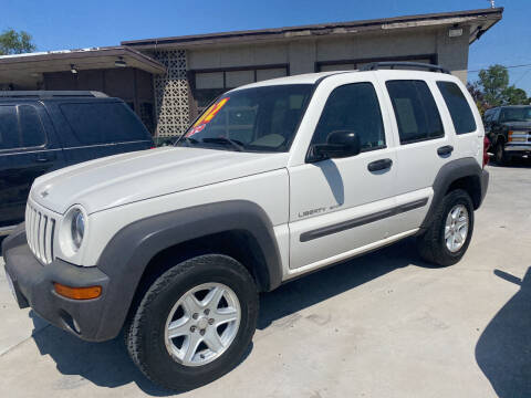 2002 Jeep Liberty for sale at Allstate Auto Sales in Twin Falls ID