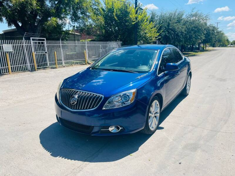 2013 Buick Verano for sale at High Beam Auto in Dallas TX