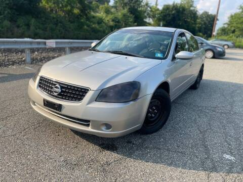 2006 Nissan Altima for sale at A1 Auto Mall LLC in Hasbrouck Heights NJ