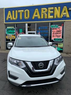 2019 Nissan Rogue for sale at Auto Arena in Fairfield OH