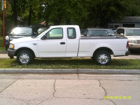 1998 Ford F-150 for sale at D & D Auto Sales in Topeka KS