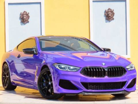 2019 BMW 8 Series for sale at Paradise Motor Sports LLC in Lexington KY