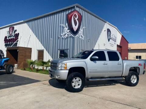 2013 Chevrolet Silverado 1500 for sale at Barrett Auto Gallery in San Juan TX