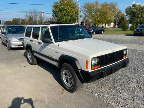 1997 Jeep Cherokee for sale at US5 Auto Sales in Shippensburg PA