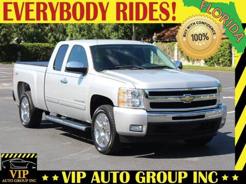 2011 Chevrolet Silverado 1500 for sale at VIP Auto Group in Clearwater FL