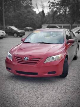 2007 Toyota Camry for sale at Wallers Auto Sales LLC in Dover OH