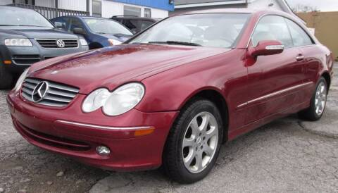 2004 Mercedes-Benz CLK for sale at Express Auto Sales in Lexington KY