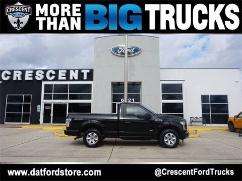 2017 Ford F-150 for sale at Crescent Ford in Harahan LA