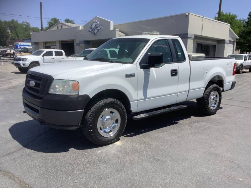 2007 Ford F-150 for sale at Beutler Auto Sales in Clearfield UT