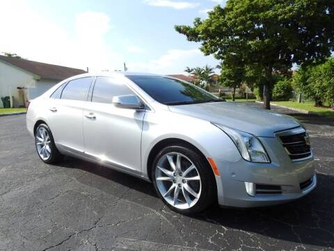 2017 Cadillac XTS for sale at SUPER DEAL MOTORS 441 in Hollywood FL