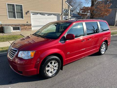 2008 Chrysler Town and Country for sale at Jordan Auto Group in Paterson NJ