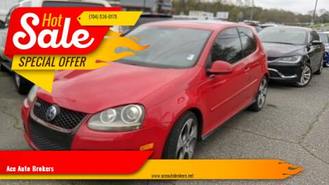 2008 Volkswagen GTI for sale at Ace Auto Brokers in Charlotte NC