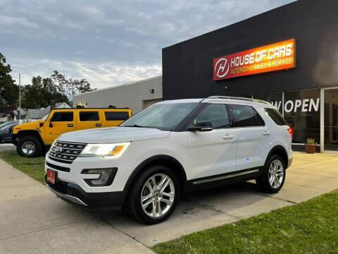 2017 Ford Explorer for sale at HOUSE OF CARS CT in Meriden CT
