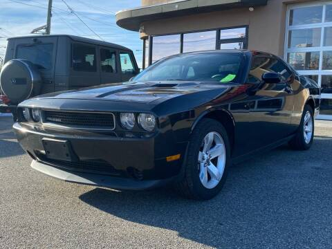 2011 Dodge Challenger for sale at MAGIC AUTO SALES in Little Ferry NJ