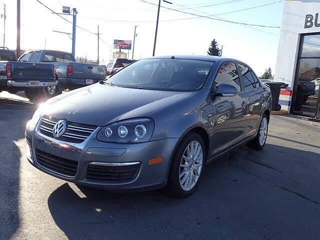 2008 Volkswagen Jetta for sale at Tommy's 9th Street Auto Sales in Walla Walla WA