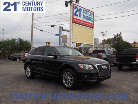 2012 Audi Q5 for sale at 21st Century Motors in Fall River MA