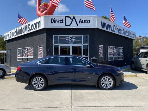 2016 Chevrolet Impala for sale at Direct Auto in D'Iberville MS