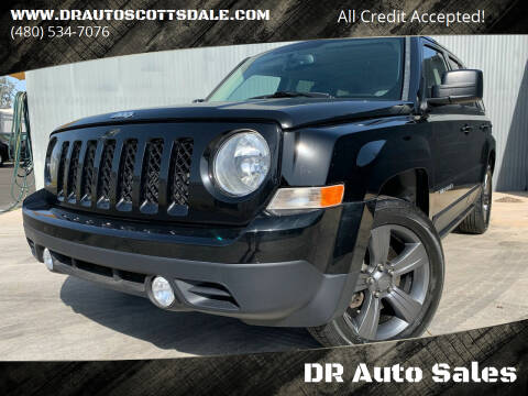 2015 Jeep Patriot for sale at DR Auto Sales in Scottsdale AZ