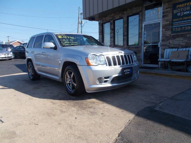 2010 Jeep Grand Cherokee for sale at Preferred Motor Cars of New Jersey in Keyport NJ