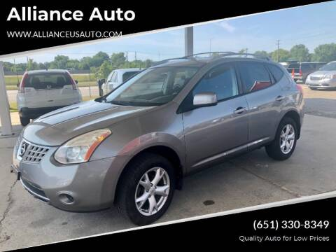 2008 Nissan Rogue for sale at Alliance Auto in Newport MN