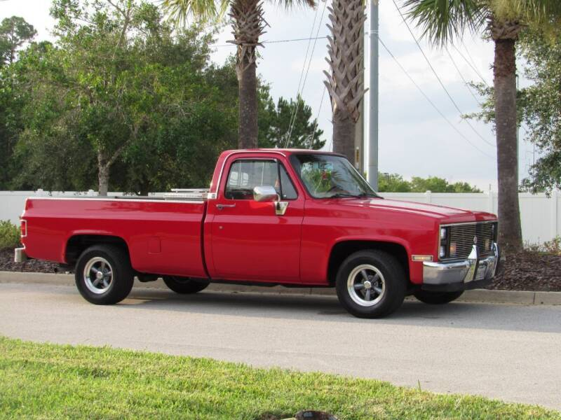 1987 GMC R/V 1500 Series for sale at AEM Automotive in Jacksonville FL
