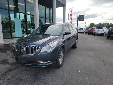 2014 Buick Enclave for sale at Riverside Mitsubishi(New Bern Auto Mart) in New Bern NC