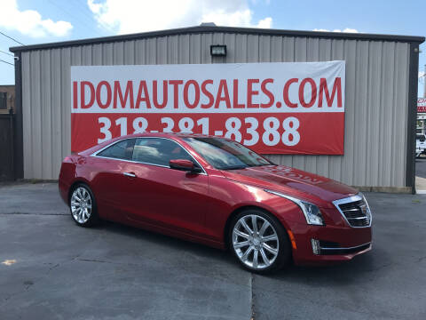 2016 Cadillac ATS for sale at Auto Group South - Idom Auto Sales in Monroe LA