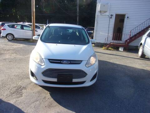 2013 Ford C-MAX Hybrid for sale at Balic Autos Inc in Lanham MD