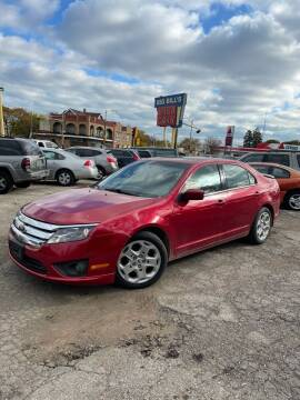2011 Ford Fusion for sale at Big Bills in Milwaukee WI