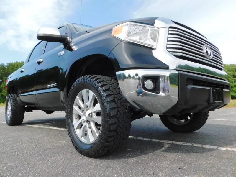 2014 Toyota Tundra for sale at Used Cars For Sale in Kernersville NC